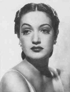 Recipe of the Month: Dorothy Lamour's Strawberry Ice Cream