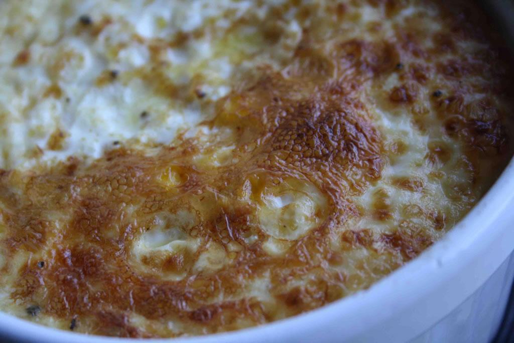 Hattie McDaniel's Sweetcorn Pudding
