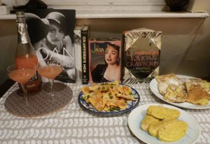 the coniam's party spread