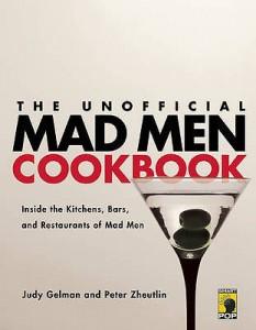 mad men cookbook