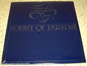 bounty of Paradise Album