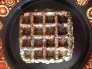 Marilyn Monroe's Stuffing Waffle