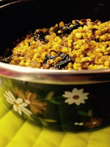 Vincent Price's Mexican Creamed Corn
